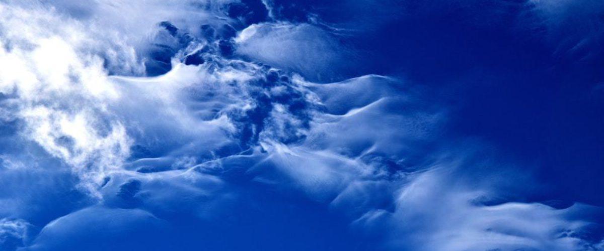 Blauwe Wolken