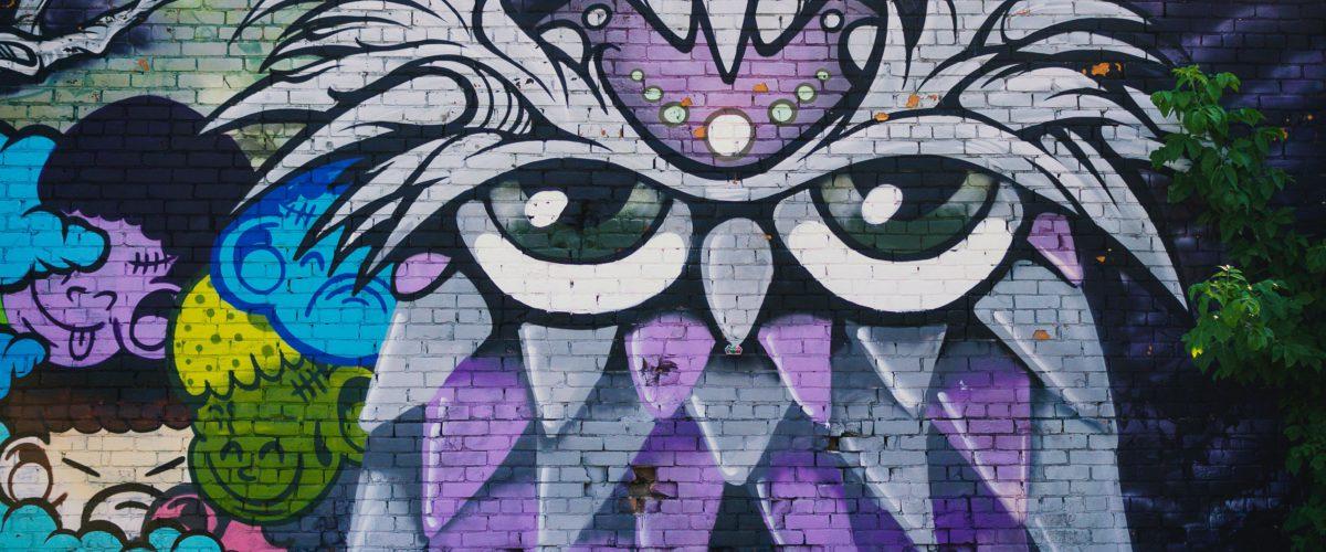 Uil Graffiti