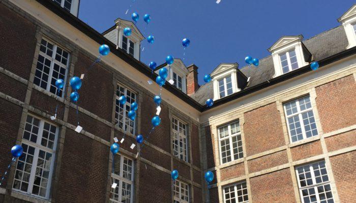 Vliegende Ballonnen