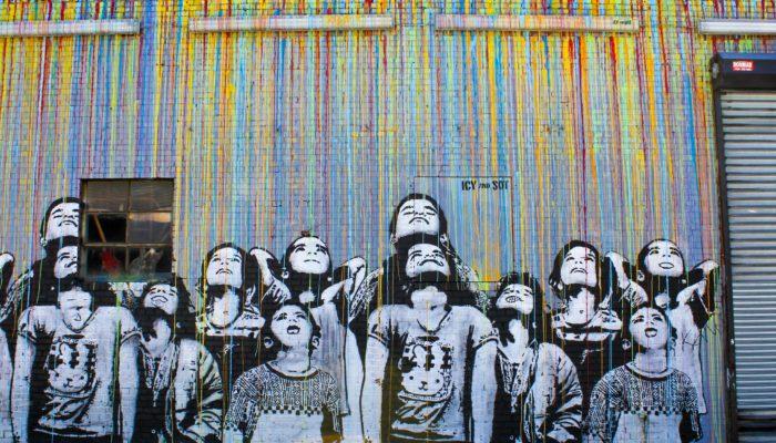 Leonardo Burgos Kindergraffiti